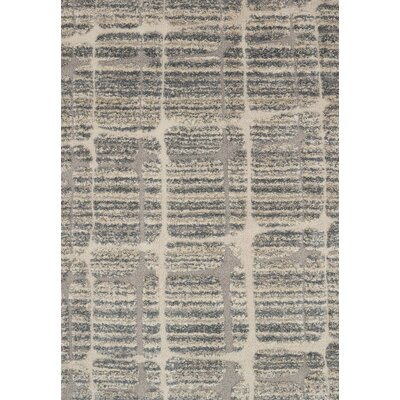 Bigham Mist Area Rug Rug Size: Rectangle 23 x 39