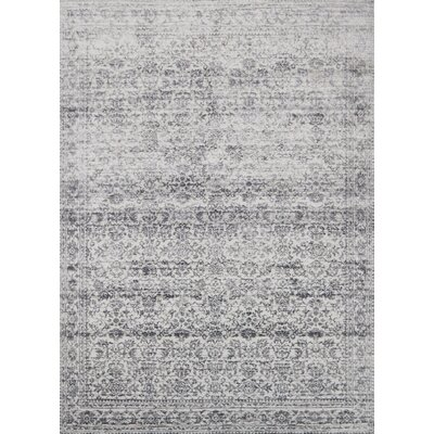 Jeon Pebble/Stone Area Rug Rug Size: Rectangle 53 x 78