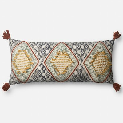 Mowrey Cotton Lumbar Pillow Type: Pillow, Fill Material: Down/Feather