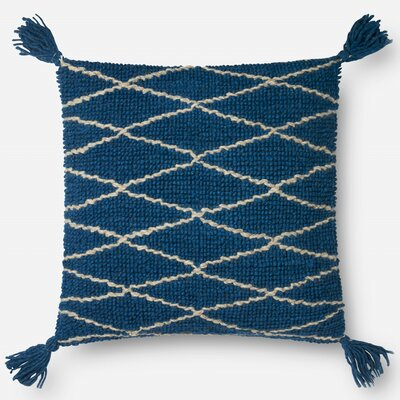 Moyers Throw Pillow Type: Pillow Cover, Fill Material: No Fill