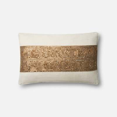 Dinsmore Lumbar Pillow Type: Pillow Cover, Fill Material: No Fill