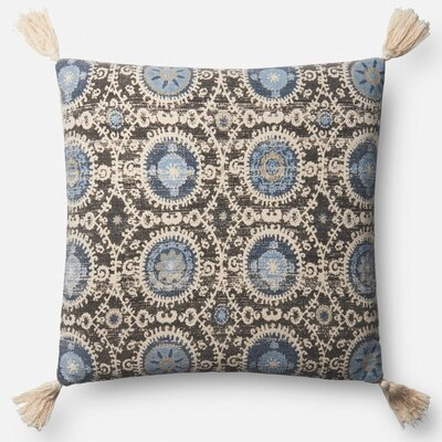 Candelario Throw Pillow Type: Pillow, Fill Material: Down/Feather