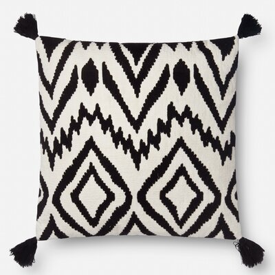 Dilworth Throw Pillow Type: Pillow Cover, Fill Material: No Fill