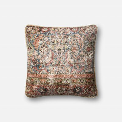 Dimas Throw Pillow Type: Pillow Cover, Fill Material: No Fill