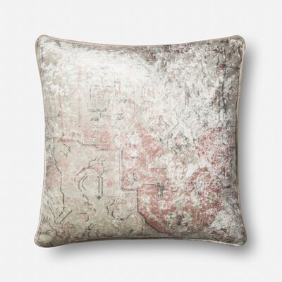Dimattia Throw Pillow Type: Pillow Cover, Fill Material: No Fill
