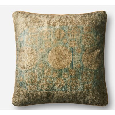 Dinardo Throw Pillow Type: Pillow Cover, Fill Material: No Fill