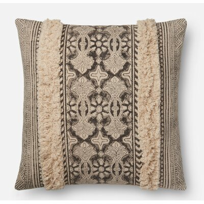 Dingler Cotton Throw Pillow Type: Pillow, Fill Material: Down/Feather