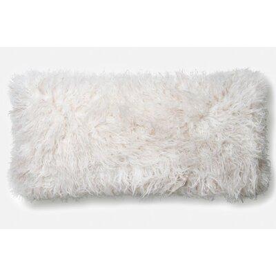 Camargo Lumbar Pillow Type: Pillow Cover, Fill Material: No Fill
