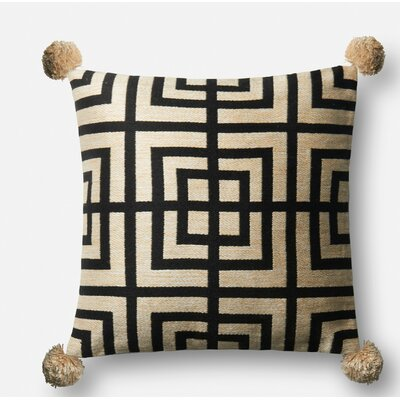 Brooksdale Outdoor Throw Pillow Type: Pillow, Fill Material: Polyester/Polyfill