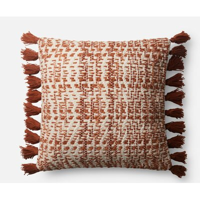 Callison Outdoor Throw Pillow Type: Pillow Cover, Fill Material: No Fill