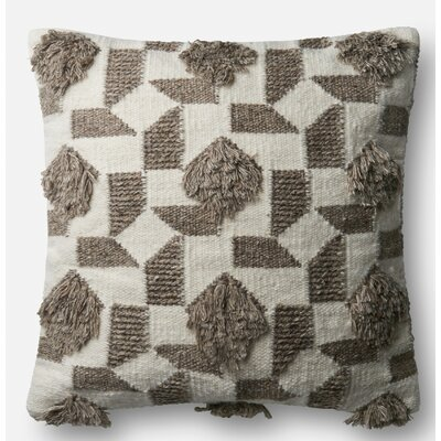 Liggins Outdoor Throw Pillow Type: Pillow, Fill Material: Down/Feather