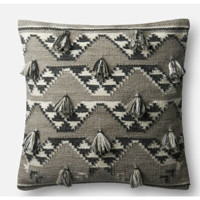 Latshaw Outdoor Throw Pillow Type: Pillow Cover, Fill Material: No Fill