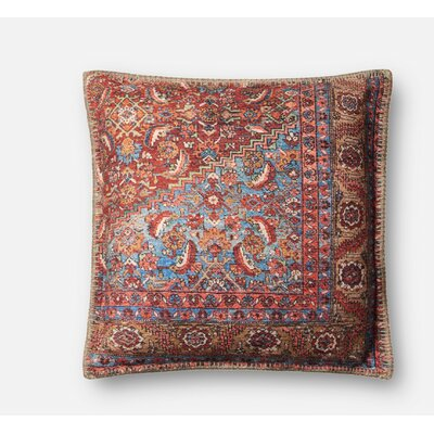 Dileo Throw Pillow Type: Pillow Cover, Fill Material: No Fill