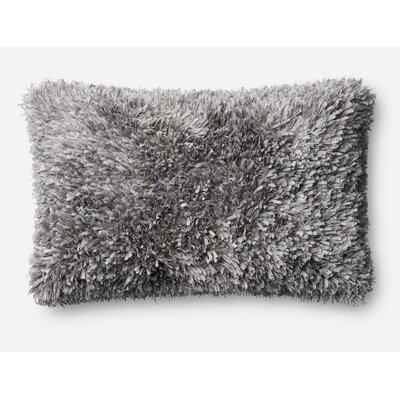 Brookstead Lumbar Pillow Type: Pillow, Color: Gray, Fill Material: Polyester/Polyfill