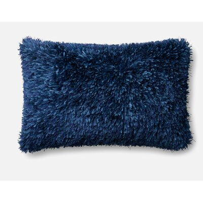 Brookstead Lumbar Pillow Type: Pillow, Color: Navy, Fill Material: Polyester/Polyfill
