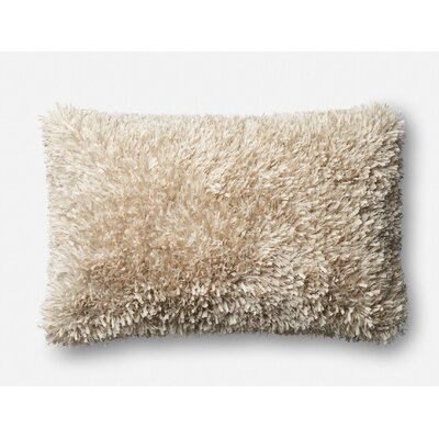 Brookstead Lumbar Pillow Type: Pillow, Color: White, Fill Material: No Fill