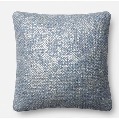 Finney Cotton Throw Pillow Type: Pillow Cover, Fill Material: No Fill