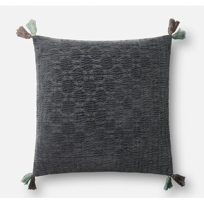 Campuzano Cotton Throw Pillow Type: Pillow, Fill Material: Down/Feather