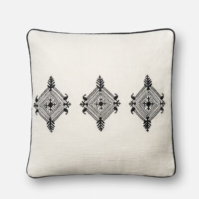 Lauber Cotton Throw Pillow Type: Pillow, Fill Material: Polyester/Polyfill