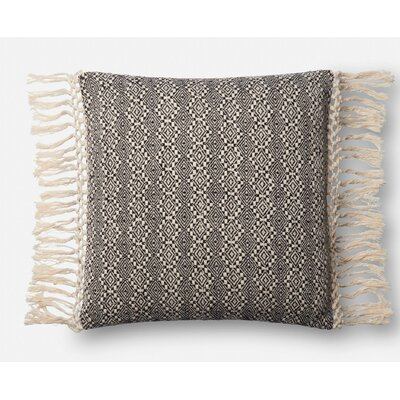 Camryn Cotton Throw Pillow Type: Pillow, Fill Material: Down/Feather