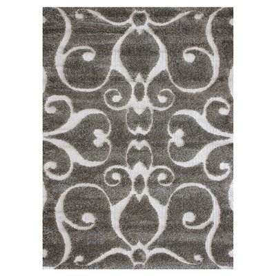 Finale Gray Area Rug Rug Size: 310 x 57