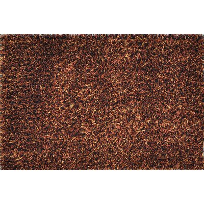 Ballif Hand-Tufted CinnamonArea Rug Rug Size: Rectangle 36 x 56