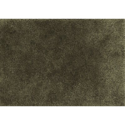 Soud Hand-Tufted Bronze Area Rug Rug Size: Rectangle 36 x 56