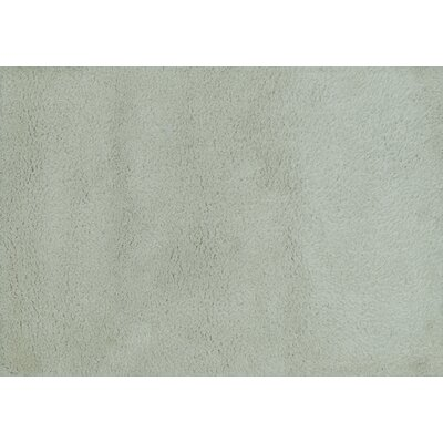 Fresco Hand-Tufted Ivory Area Rug Rug Size: Rectangle 5 x 76