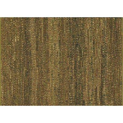 Zavala Hand-Woven Gray Area Rug Rug Size: Rectangle 5 x 76