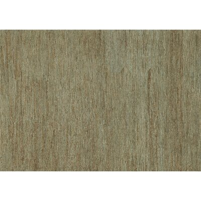 Turbeville Hand-Woven Slate Area Rug Rug Size: Rectangle 5 x 76