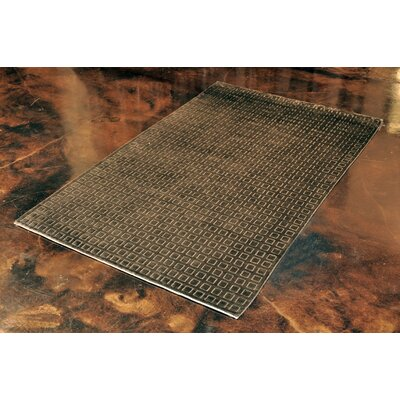 Westley Hand-Woven Brown/Beige Area Rug Rug Size: 79 x 99