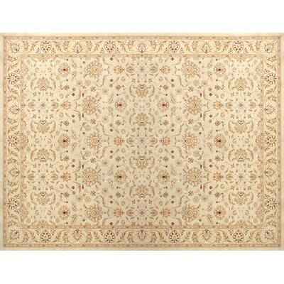 Dolphus Beige Area Rug Rug Size: Rectangle 77 x 105