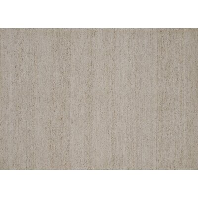 Paxton Hand Woven Neutral Area Rug Rug Size: 79 x 99