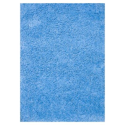Dadi Hand-Tufted Blue Area Rug Rug Size: Rectangle 36 x 56