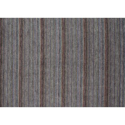 Frazier Hand-Woven Purple/Brown Area Rug Rug Size: 5 x 76