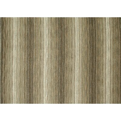 Frazier Hand-Woven Green/Ivory Area Rug Rug Size: 5 x 76