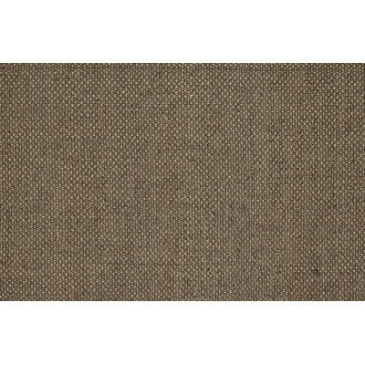 Eco Hand-Woven Brown Area Rug Rug Size: 79 x 99