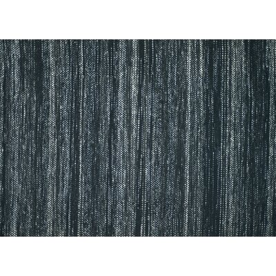 Luna Hand Woven Salt/Pepper Area Rug Rug Size: 79 x 99