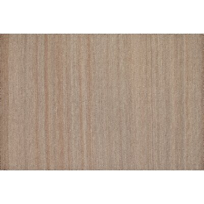 Harper Hand-Woven Rust/Pink Area Rug Rug Size: Rectangle 23 x 39
