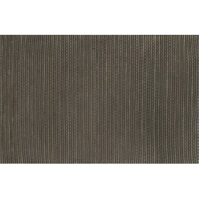Keisler Hand-Woven Brown Area Rug Rug Size: Rectangle 5 x 76