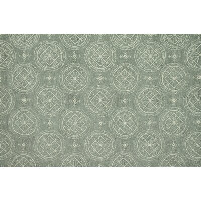 Summerton Hand-Hooked Gray/Ivory Area Rug Rug Size: 5 x 76