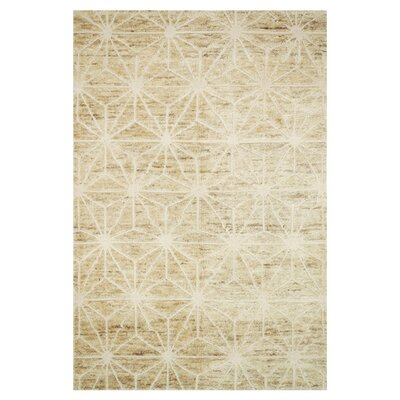 Sahara Ivory Area Rug Rug Size: Rectangle 56 x 86