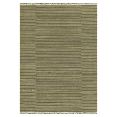 Anzio Moss Area Rug Rug Size: Rectangle 5 x 76