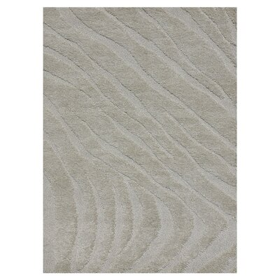 Enchant Ivory Area Rug Rug Size: 23 x 39