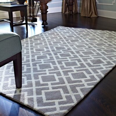 Dane Ash Area Rug Rug Size: Rectangle 5 x 76