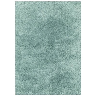 Soud Hand-Tufted Blue Area Rug Rug Size: Rectangle 36 x 56