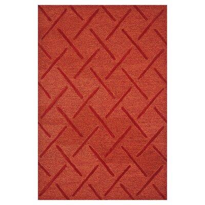 Circa Spice Area Rug Rug Size: 5 x 76