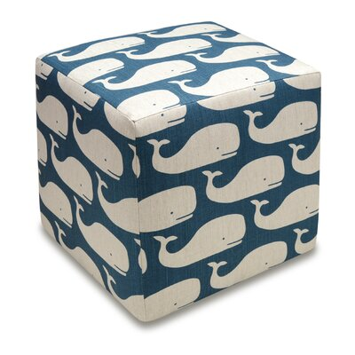 Whales Cube Ottoman