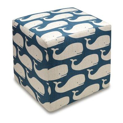 Whales Cube Ottoman
