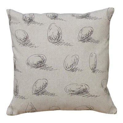 Pebbles Linen Throw Pillow